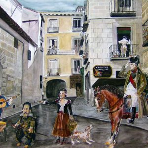 NAPOLEÓN EN MADRID